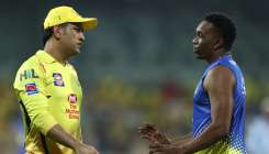 Dwayne Bravo composed the song on MS Dhoni, will release on July 7 on the occasion of his birthday- India TV Hindi