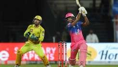 Sanju Samson stormy Fifty Rajasthan Royals vs Chennai Super Kings RR vs CSK- India TV Hindi