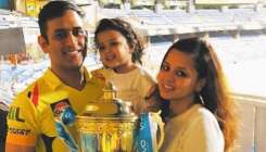 Sakshi on MS Dhoni Absence On Ziva Birth 'cricket is his priority and he is my'- India TV Hindi