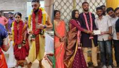 KKR, Varun Chakaravarthy, Varun Chakaravarthy marriage, Neha Khedekar- India TV Hindi