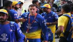 CSK, Michael Hussey, Corona positive- India TV Hindi