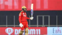 Mayank Agarwal holds record despite missing century, joins Raina-Gayle's special club PBKS vs DC- India TV Hindi