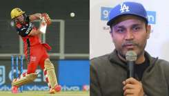 Virender Sehwag Said People may forget AB de Villiers Real Name But They Don't Forget MR 360 Degree - India TV Hindi