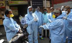 Coronavirus: More than 175 people taken to hospitals from Delhi's Nizamuddin area- India TV Paisa