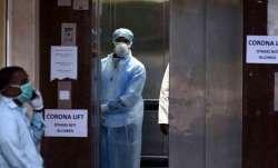 ग्रेटर नोएडा में 1 और कोरोना पॉजिटिव, जानकारी छिपाने पर संजीवनी हॉस्पिटल सील; सभी निजी अस्पतालों को - India TV Paisa