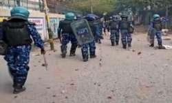 बिहार में तब्लीगी जमात की जांच करने पहुंची पुलिस पर मस्जिद से पथराव- India TV Paisa