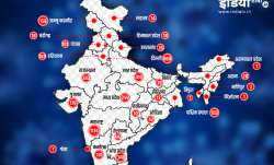Coronavirus cases in India till 9 April evening- India TV Paisa