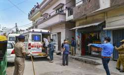 Total COVID-19 cases in country rise to 4,421; 354 of them reported since Monday- India TV Paisa