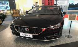 MG Motor India, MG Motor March 2020 sells - India TV Paisa