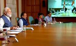 Union Cabinet Meeting, video conferencing, Modi Cabinet Meeting, Modi Cabinet - India TV Paisa
