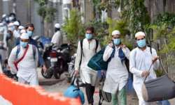 People from Nizamuddin Markaz are creating ruckus in hospitals- India TV Paisa