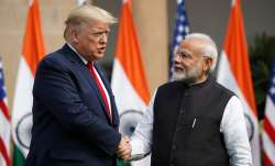 us president, donald trump, pm modi, hydrochloquine tablets- India TV Paisa