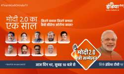 Modi 2.0 first year report card live updates- India TV Paisa