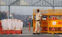 Coronavirus:दिल्ली-गाज़ियाबाद बॉर्डर फिर से सील करने के आदेश- India TV Paisa
