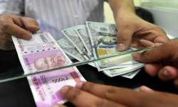 <p>Rupee vs...- India TV Paisa