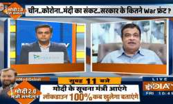 Union Minister, Nitin gadkari, india tv- India TV Paisa