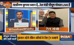 Minister of Railways of India Piyush Goyal on migrant workers- India TV Paisa