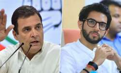 Rahul Gandhi reaches out to Aaditya Thackeray, says he firmly stands behind Uddhav govt- India TV Paisa