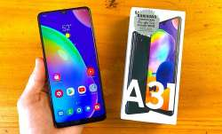 Samsung Galaxy A31 India Launch Set for June 4- India TV Paisa