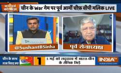 There will no war between India and China, but we should be ready, says Gen VP Malik- India TV Paisa