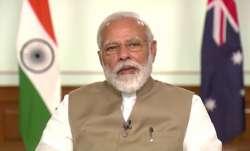 PM Modi's First Virtual Bilateral Summit With Australian PM- India TV Paisa
