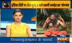 Yog Guru Swami Ramdev- India TV Paisa
