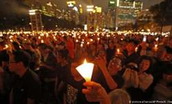 Tiananmen Square, Tiananmen Square Anniversary, Tiananmen Square Hong Kong- India TV Paisa
