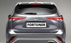 2021 Toyota Fortuner facelift revealed- India TV Paisa