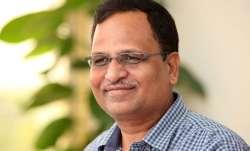 एक्टिव केसों के मामले में 14वें स्थान पर पहुंची दिल्ली: स्वास्थ्य मंत्री सत्येंद्र जैन- India TV Paisa
