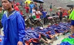 Myanmar jade mine landslide death toll casualties...- India TV Paisa