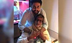 अमिताभ बच्चन और अभिषेक बच्चन कोरोना पॉजिटिव- India TV Paisa