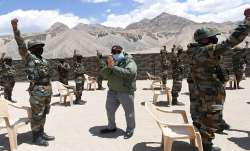 PM Narendra Modi in Ladakh- India TV Paisa