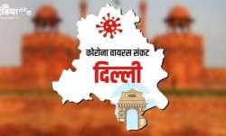 Coronavirus: दिल्ली में 24 घंटे में 2520 पॉजिटिव केस,  59 लोगों की मौत, 2617 लोग हुए ठीक- India TV Paisa