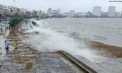 Heavy Rain Alert In Mumbai Today, Civic Body Says Stay Away From Coast- India TV Paisa