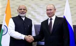 PM Modi telephoned with Vladimir Putin, congratulated 75th anniversary of victory in World War II,प्- India TV Paisa