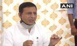 Randeep Singh Surjewala, Congress spokesperson, Rajasthan Crisis- India TV Paisa