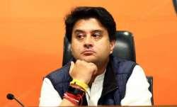 Jyotiraditya Scindia over Rajasthan political crises- India TV Paisa