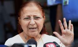 Former Lok Sabha speaker Sumitra Mahajan on Sachin Pilot and Rajasthan political crisis- India TV Paisa