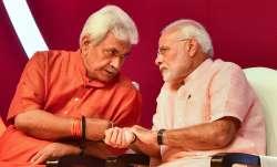 Jammu and Kashmir Lt. Governor Manoj Sinha called meeting on Friday- India TV Paisa
