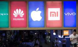 Huawei leads China smartphone market with 45PC share, Xiaomi 4th- India TV Paisa