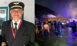 Captain Deepak Sathe, Commander of Ill-fated Air India Flight, Was NDA Alumnus and IAF Fighter- India TV Paisa