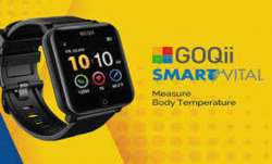GOQii launches Smart Vital Watch in India- India TV Paisa