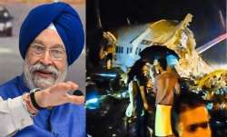 kerala Air India plane crash hardeep puri gives investigation order- India TV Paisa
