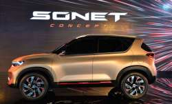 Kia Sonet Compact SUV Unveiled in India- India TV Paisa