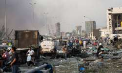 Lebanon Blasts: 2,750 Tonnes Of Ammonium Nitrate Exploded, Says PM On Beirut Blasts- India TV Paisa
