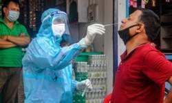 Coronavirus Testing in India- India TV Paisa