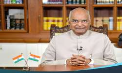 President Ram Nath Kovind speech addresses nation on 74th Independence Day - India TV Paisa