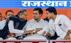 सचिन पायलट की वापसी पर बोले अशोक गहलोत, 'निकम्मा' वाले बयान पर साधी चुप्पी- India TV Paisa