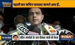 sachin pilot says i want respect not post । पहली बार कैमरे के सामने आए सचिन पायलट- कहा मुझे पद की ला- India TV Paisa