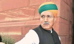Union Minister Arjun Ram Meghwal- India TV Paisa